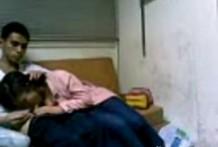 คิปโป้เด็กอีสานไปเยี่ยมบ้านแฟนโดนแฟนหนุ่มตั้งกล้องเย็ด