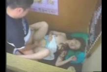 หมอหลอกเย็ดสาวไปตรวจภายในที่คลินิคของแท้