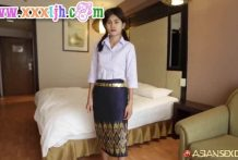 หนังโป๊ฉาวXXXแห่งปีกับเด็กไทยแต่งตัวเป็นนักศึกษาสาวลาวเล่นหนังXXXจนต้องออกมาขอโทษ