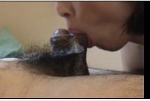 คลิปโป๊สาวใหญ่คนนี้อมเก่งจริง ๆ ขนาดควยให่แข็งเจ๊แกยังทำให้จนน้ำแตกคาปากได้