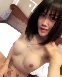 รูปหลุดน้องมิ้นนมสวยน่ารัก 18+