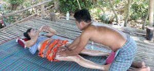 รูปโป๊ทางบ้านไทยนวดให้เมียเพื่อน