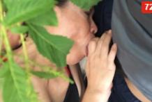 คลิปหลุด ทางบ้านไทย xxx พาเมียไปสวิงกิ้งในป่ากับหนุ่มเดี่ยวบรรยากาศแจ่มเอาบนพื้นหญ้า