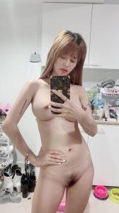 พริ๊ตตี้สาวไทยถ่ายเองโชว์หี